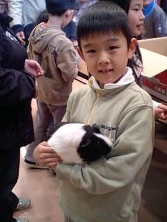 親子動物教室 その2
